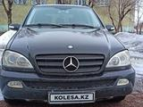 Mercedes-Benz ML 270 2004 года за 4 300 000 тг. в Шахтинск