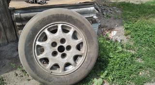 Титановые диски с шиной за 5 000 тг. в Усть-Каменогорск