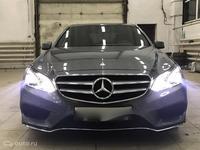 Mercedes w212 бампер передний Amg Мерседес E class за 280 000 тг. в Алматы