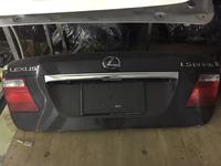 Крышка багажника на Lexus LS600.64401-50270 в Алматы
