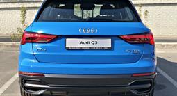 Audi Q3 2021 года за 30 183 400 тг. в Нур-Султан (Астана) – фото 4
