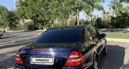 Mercedes-Benz E 350 2005 года за 5 500 000 тг. в Шымкент – фото 3