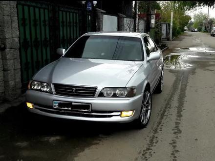 Toyota Chaser 1996 года за 2 950 000 тг. в Алматы – фото 3