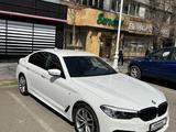 BMW 530 2017 года за 17 000 000 тг. в Алматы