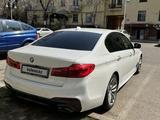 BMW 530 2017 года за 17 000 000 тг. в Алматы – фото 2