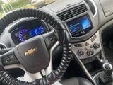 Chevrolet Tracker 2014 года за 5 300 000 тг. в Костанай – фото 3