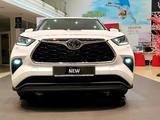 Toyota Highlander 2020 года за 29 950 000 тг. в Костанай – фото 2