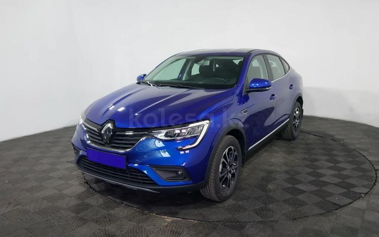 Renault Arkana Style TCe 150 (2WD) 2021 года за 9 960 000 тг. в Усть-Каменогорск