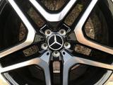 Диски AMG R21 на Mercedes GL, ML, GLE, GLS за 555 000 тг. в Алматы – фото 3