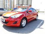 Hyundai Elantra 2013 года за 5 500 000 тг. в Нур-Султан (Астана)