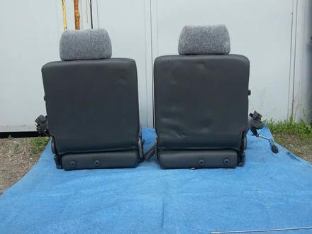 Третий ряд сидений на паджеро 2 за 50 000 тг. в Алматы – фото 3