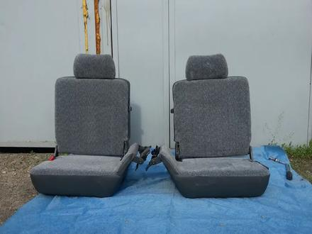 Третий ряд сидений на паджеро 2 за 50 000 тг. в Алматы – фото 4