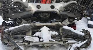 Задняя балка на Мерседес S550 W221 за 5 000 тг. в Алматы