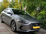 Hyundai Elantra 2018 года за 8 000 000 тг. в Шымкент