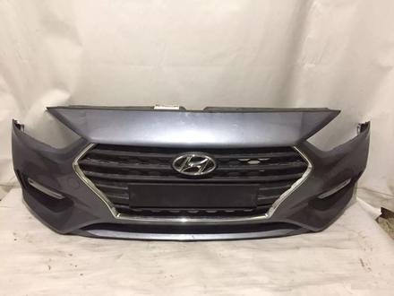 Капот Hyundai Accent за 35 000 тг. в Костанай – фото 4