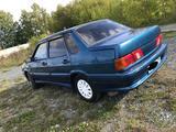ВАЗ (Lada) 2115 (седан) 2004 года за 700 000 тг. в Костанай