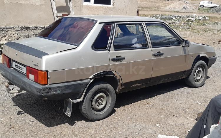 ВАЗ (Lada) 21099 (седан) 1998 года за 350 000 тг. в Караганда