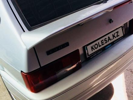 ВАЗ (Lada) 2114 (хэтчбек) 2008 года за 1 100 000 тг. в Шымкент – фото 3