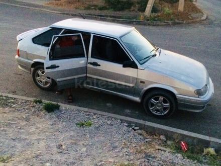 ВАЗ (Lada) 2114 (хэтчбек) 2008 года за 1 100 000 тг. в Шымкент – фото 6