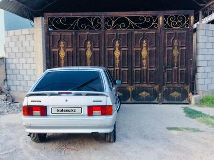 ВАЗ (Lada) 2114 (хэтчбек) 2008 года за 1 100 000 тг. в Шымкент – фото 7