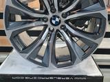 Комплект новых дисков r20 5 120 BMW за 300 000 тг. в Алматы – фото 5