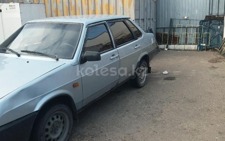 ВАЗ (Lada) 21099 (седан) 2002 года за 500 000 тг. в Уральск