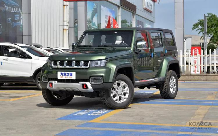 BAIC BJ40 Plus 2020 года за 19 950 000 тг. в Алматы