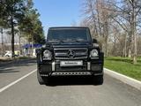 Mercedes-Benz G 63 AMG 2017 года за 53 000 000 тг. в Алматы – фото 3