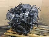 Двигатель на мерседес 272 3.5л (mersedes S221) за 85 000 тг. в Алматы – фото 3