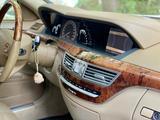 Mercedes-Benz S 500 2008 года за 6 500 000 тг. в Алматы – фото 4