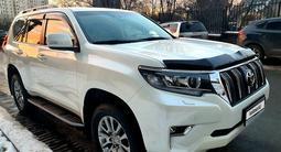 Toyota Land Cruiser Prado 2020 года за 29 200 000 тг. в Алматы – фото 2