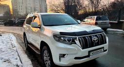Toyota Land Cruiser Prado 2020 года за 29 200 000 тг. в Алматы – фото 3