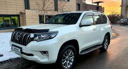 Toyota Land Cruiser Prado 2020 года за 29 200 000 тг. в Алматы – фото 4