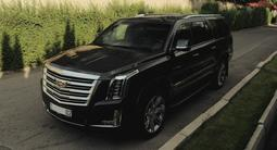 Cadillac Escalade 2016 года за 27 000 000 тг. в Алматы – фото 2
