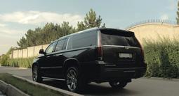Cadillac Escalade 2016 года за 27 000 000 тг. в Алматы – фото 4