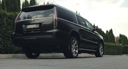 Cadillac Escalade 2016 года за 27 000 000 тг. в Алматы – фото 5