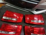 Фары задние диоды Audi A6 C6 за 80 000 тг. в Алматы