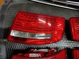Фары задние диоды Audi A6 C6 за 80 000 тг. в Алматы – фото 2