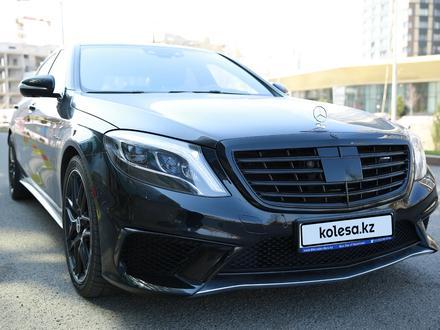 Mercedes-Benz S 63 AMG 2014 года за 29 500 000 тг. в Алматы