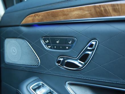 Mercedes-Benz S 63 AMG 2014 года за 29 500 000 тг. в Алматы – фото 14