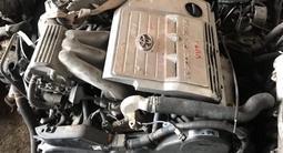"""Двигатель Toyota 1MZ-FE 3.0 л Привозные """"контактные"""" двигат за 67 520 тг. в Алматы – фото 3"""