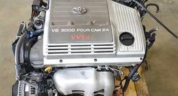 """Двигатель Toyota 1MZ-FE 3.0 л Привозные """"контактные"""" двигат за 67 520 тг. в Алматы – фото 4"""