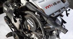 """Двигатель Toyota 1MZ-FE 3.0 л Привозные """"контактные"""" двигат за 67 520 тг. в Алматы – фото 5"""