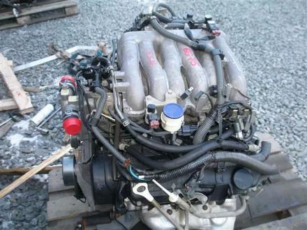 Двигатель МИТСУБИШИ Пажеро 6G (75-74-72) за 1 000 тг. в Алматы