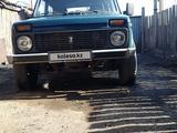 ВАЗ (Lada) 2121 Нива 2001 года за 940 000 тг. в Нур-Султан (Астана) – фото 4