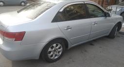 Hyundai Sonata 2005 года за 2 900 000 тг. в Алматы – фото 4