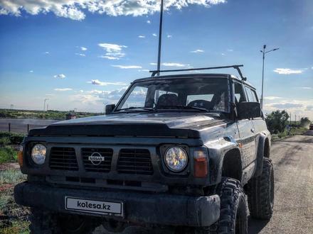Nissan Patrol 1993 года за 3 500 000 тг. в Нур-Султан (Астана) – фото 6