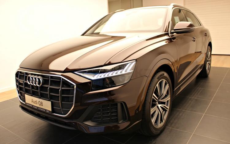 Audi Q8 2020 года за 46 745 400 тг. в Алматы