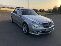 Mercedes-Benz E 350 2008 года за 6 300 000 тг. в Алматы