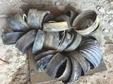 Подушки вставки пружин мерс 190-124 за 1 000 тг. в Кызылорда